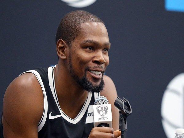 Brooklyn Nets Enggan Mainkan Kevin Durant di Musim Ini
