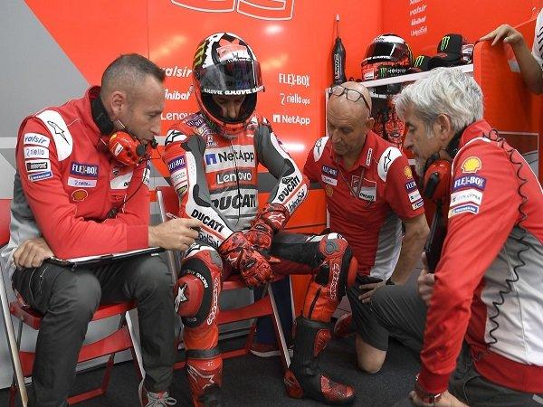 Domenicali Prediksi Jika Kepergian Lorenzo Dari Ducati Disebabkan Karena Uang
