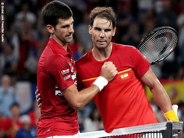 Nadal Dan Djokovic Didukung Untuk Lampaui Koleksi Gelar Grand Slam Federer