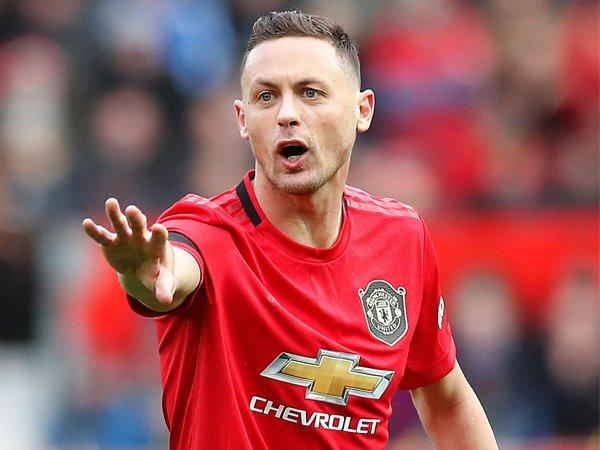 Nemanja Matic Akui Rindukan Satu Pemain Manchester United ini