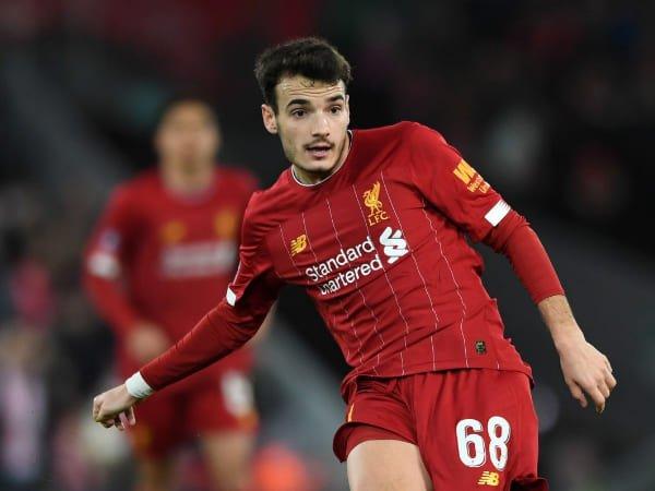 Pedro Chirivella Tidak Yakin dengan Masa Depannya di Liverpool