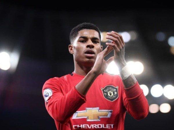 Liga Dihentikan, Marcus Rashford Beri Motivasi Kepada Para Pemain Akademi Manchester United
