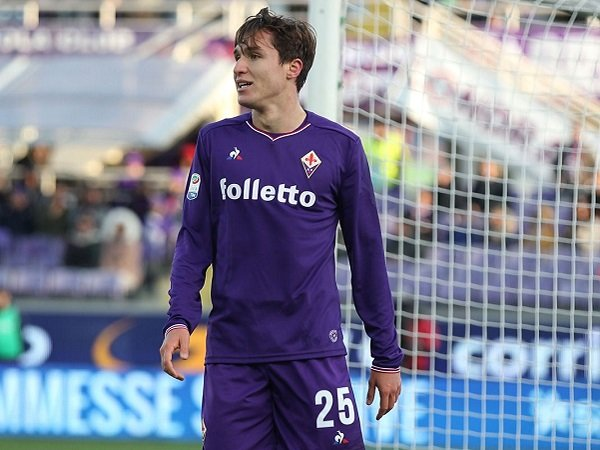 Ternyata Belum Ada Tawaran Kontrak Baru Untuk Federico Chiesa Dari La Viola