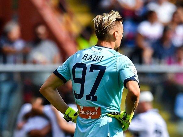 Ketimbang Cari Kiper Baru, Inter Milan Sebaiknya Bawa Pulang Ionut Radu