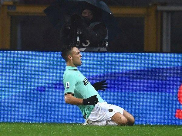 Lautaro Martinez Diklaim Sudah Putuskan Tinggalkan Inter Milan Demi Barcelona
