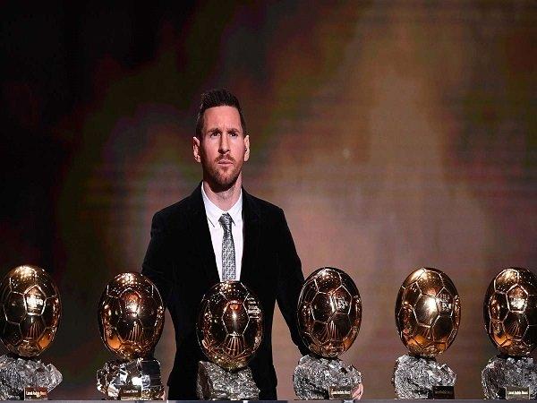 Messi Layak Raih Ballon d'Or 2019 Ketimbang Van Dijk