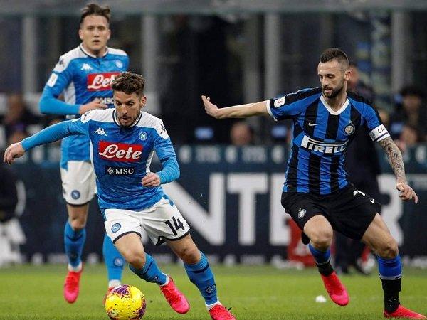 Saingi Inter, Newcastle Siap Berikan Tawaran Fantastis Bagi Dries Mertens