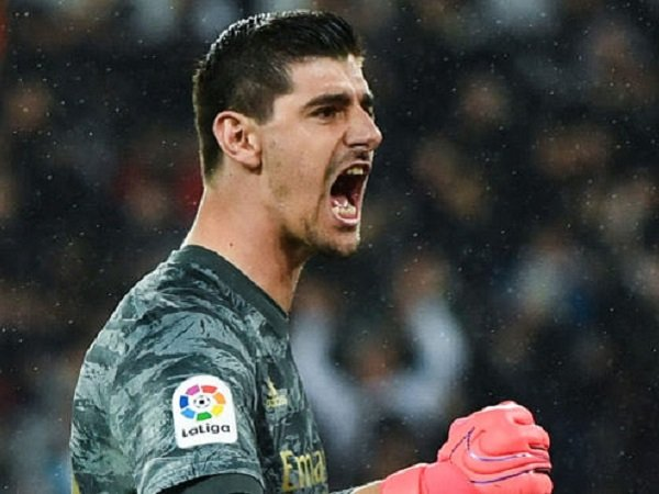 Thibaut Courtois Tak Rela Jika Barcelona Dinobatkan Jadi Juara La Liga Musim ini
