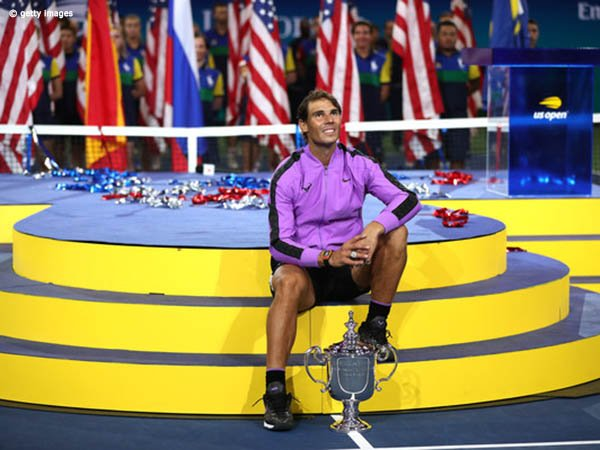 US Open Berpeluang Digelar Di Kota Lain