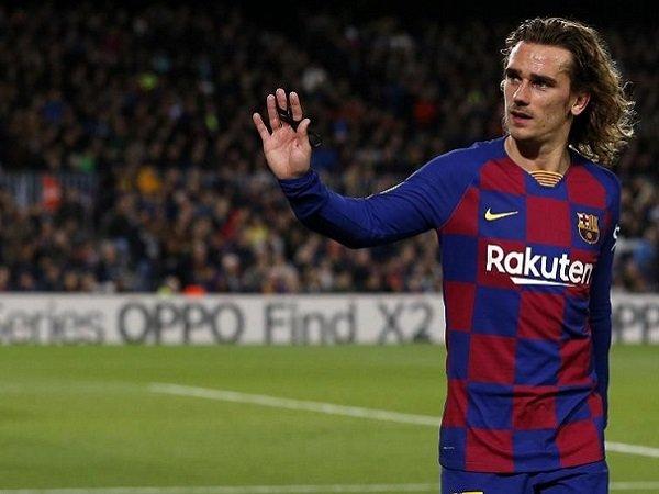 Barcelona Diminta untuk Bersabar dengan Griezmann