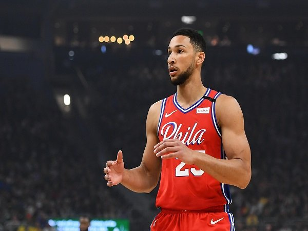 Ben Simmons Siap Bermain Jika Musim NBA Dilanjutkan