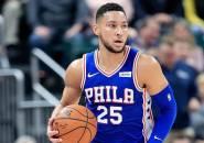 Ben Simmons Siap Tempur jika NBA Kembali Dilanjutkan