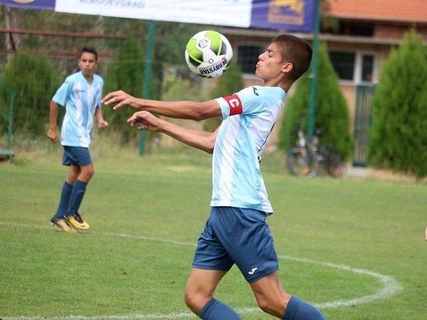Inter dan Juve Sama-sama Pantau Perkembangan Kaloyan Kostov