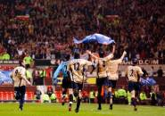 Kilas Balik: Tegarnya Sir Alex Ferguson ketika Arsenal Juara di Old Trafford pada 2002