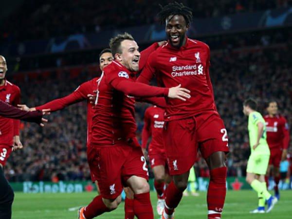 Klopp Ungkap Pidatonya Saat Liverpool Permalukan Barcelona