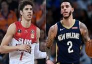 Lonzo Ball Angkat Bicara Soal Kemungkinan Menjadi Lawan Sang Adik di NBA