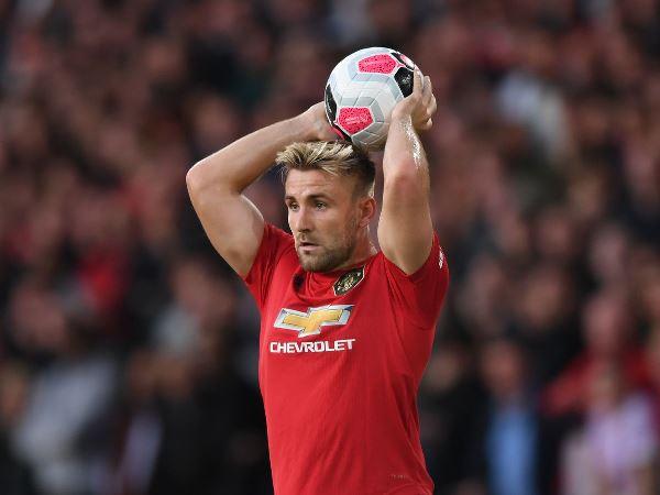 Luke Shaw Bicara tentang Rivalitasnya Dengan Brandon Williams di Manchester United