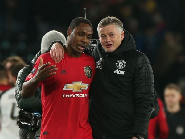 Manchester United Ingin Perpanjang Kontrak Peminjaman Odion Ighalo?