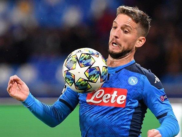 Milan Gelar Negosiasi dengan Striker Napoli yang Akan Bebas Transfer