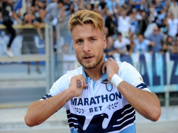 Perpanjang Kontrak Immobile, Lazio Iming-Imingi Ban Kapten Tim