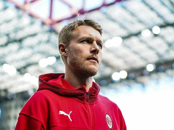 Sevilla Tunggu Keputusan Milan Soal Masa Depan Kjaer