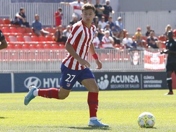 Talenta Muda ini Masuk Rencana Diego Simeone di Atletico Madrid