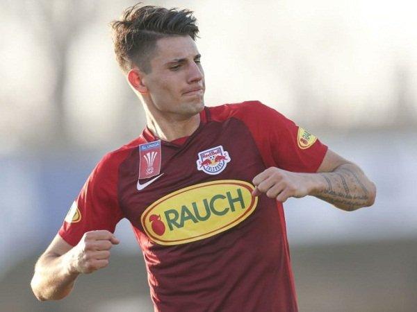 Demi Rekrut Starlet Salzburg, Milan Gelar Negosiasi dengan Pihak Ketiga