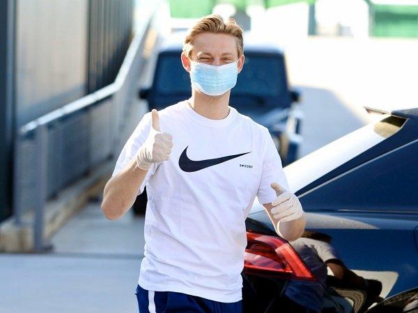 Hasil Tes Virus Corona Negatif Semua, Barcelona Bisa Kembali Berlatih
