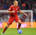 Klub Brasil Goda Arjen Robben untuk Kembali Bermain