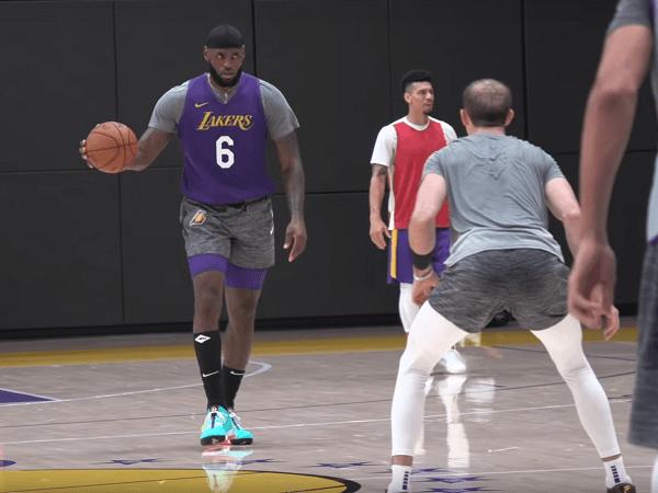Lakers Targetkan Buka Fasilitas Latihan Pada Tanggal 16 Mei
