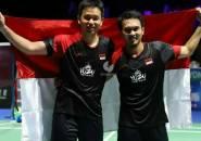 Mohammad Ahsan Bertekad Pertahankan Gelar Juara di Kejuaraan Dunia