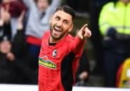 Santer Dikaitkan Dengan Transfernya ke Lazio, Ini Tanggapan Winger Freiburg