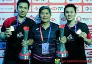 Ahsan/Hendra Ingin Kembali Fokus Untuk Olimpiade Tokyo 2021