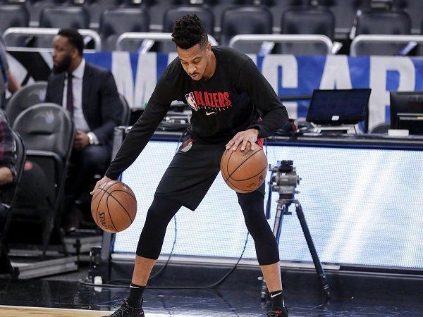 CJ McCollum Khawatir Dengan Keputusan NBA Buka Kembali Fasilitas Latihan