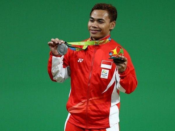 Lifter Indonesia, Eko Yuli Maksimalkan Penundaan Olimpiade untuk Pulihkan Diri
