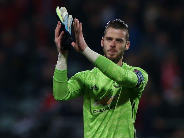 Gara-gara Van Gaal, De Gea Nyaris Tinggalkan Man United