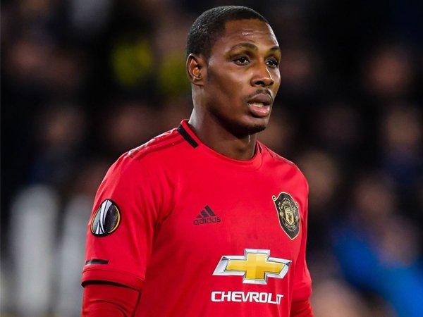 Manchester United Belum Putuskan Nasib Odion Ighalo