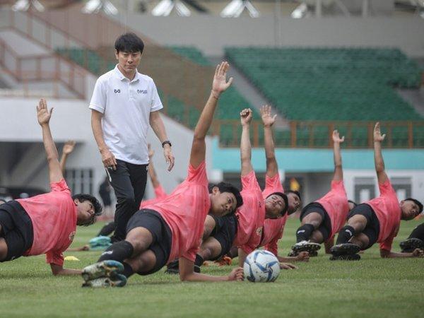Shin Tae-yong Akan Pandu Latihan Timnas U-19 Dari Korsel