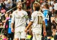 Real Madrid Masih Belum Tentukan Masa Depan Sergio Ramos dan Luka Modric