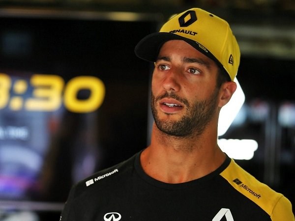 Renault Berjanji Tingkatkan Kualitas Untuk Cegah Daniel Ricciardo Hengkang