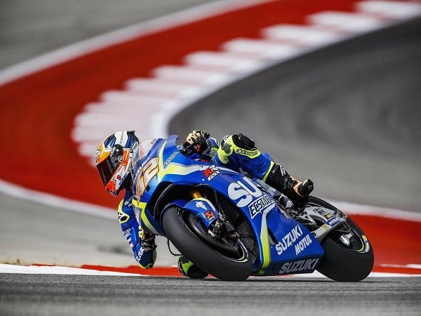 Usai Perpanjang Kontrak, Rins Bertekad Bawa Gelar Juara Untuk Suzuki