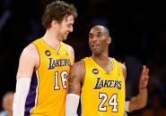 Kobe Pernah Minta Lakers Pensiunkan Nomor Milik Gasol