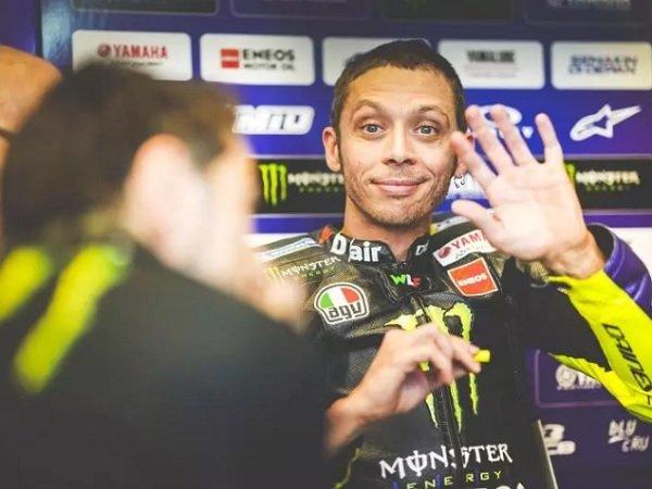 Rossi Dipastikan Ikut MotoGP Virtual Race Seri Keempat