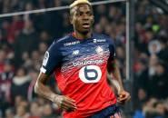 Striker Belia Lille Victor Osimhen Tolak Halus Pinangan Inter Milan