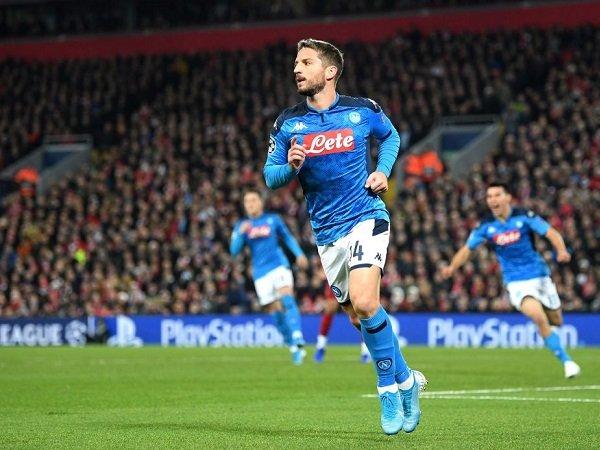 Hormati Fans Napoli, Dries Mertens Akan Pergi ke Klub Luar Italia