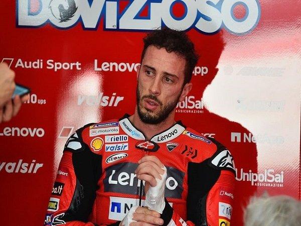 Selalu Kalah Dari Marquez, Dovizioso Mencoba Untuk Bersyukur