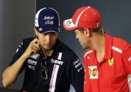 Ketimbang Pindah Tim, Perez Justru Prediksi Vettel Akan Pensiun