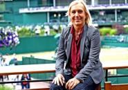 Martina Navratilova Sedih Kehilangan Wimbledon Musim Ini