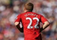 Scholes mengaku Muak Dibandingkan Dengan Gerrard dan Lampard