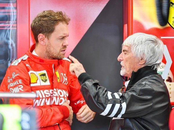Vettel Disarankan untuk Perkuat Renault Musim Depan